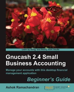 Gnucash 2.4 Small Business Accounting: Beginner's Guide-cover
