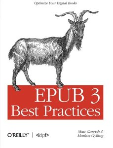 EPUB 3 Best Practices (Paperback)-cover