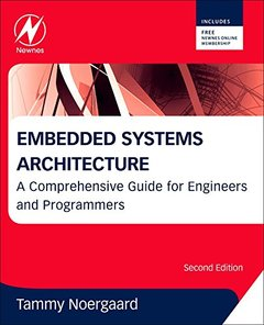 Embedded Systems Architecture : A Comprehensive Guide for Engineers and Programmers, 2/e (Hardcover)-cover