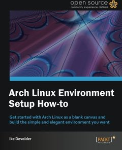 Arch Linux Environment set-up How-To-cover