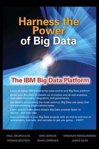 Harness the Power of Big Data The IBM Big Data Platform (Paperback)-cover