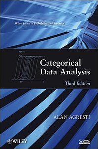 Categorical Data Analysis, 3/e (Hardcover)-cover