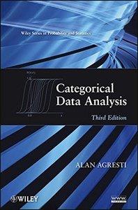 Categorical Data Analysis, 3/e (Hardcover)
