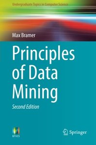 Principles of Data Mining, 2/e (Paperback)-cover