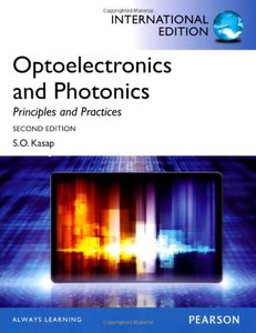 Optoelectronics and Photonics: Principles and Practices, 2/e (IE-Paperback)-cover