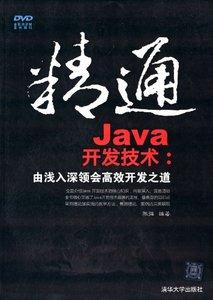 精通 Java 開發技術-由淺入深領會高效開發之道
