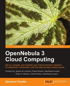 OpenNebula 3 Cloud Computing (Paperback)-cover