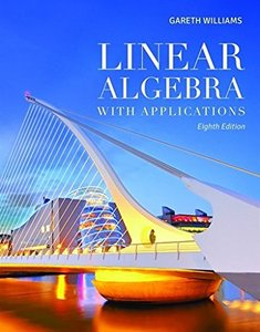 Linear Algebra with Applications, 8/e (Hardcover)-cover