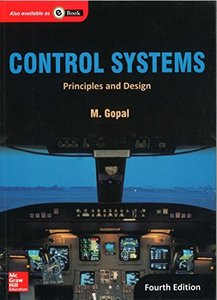 Control Systems: Principles and Design, 4/e (IE-Paperback)-cover
