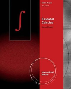 Essential Calculus: Metric Version, 2/e (IE-Hardcover)