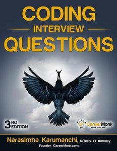 Coding Interview Questions (Paperback)-cover