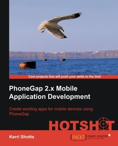 PhoneGap 2.x Mobile Application Development Hotshot-cover