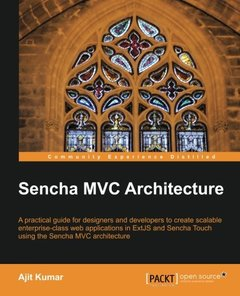 Sencha MVC Architecture-cover