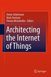 Architecting the Internet of Things (Hardcover)-cover
