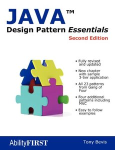 Java Design Pattern Essentials, 2/e (Paperback)-cover
