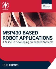 MSP430-based Robot Applications: A Guide to Developing Embedded Systems (Paperback)-cover