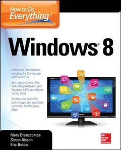 How to Do Everything Windows 8 (Paperback)-cover