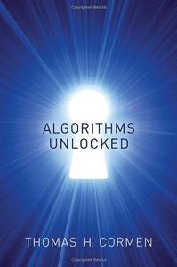 Algorithms Unlocked (Paperback)-cover