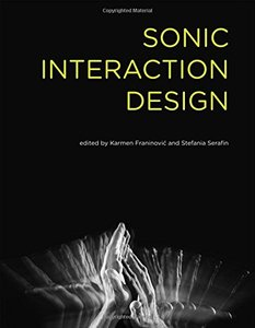 Sonic Interaction Design (Hardcover)-cover