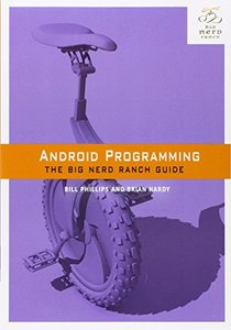 Android Programming: The Big Nerd Ranch Guide (Paperback)-cover