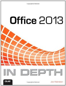 Office 2013 In Depth (Paperback)-cover