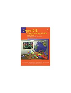 OpenGL Programming Guide: The Official Guide to Learning OpenGL, Version 4.3, 8/e (Paperback)-cover