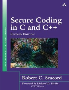 Secure Coding in C and C++, 2/e (Paperback)-cover
