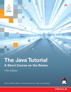 The Java Tutorial: A Short Course on the Basics, 5/e (Paperback)-cover