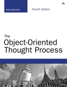 The Object-Oriented Thought Process, 4/e (Paperback)-cover