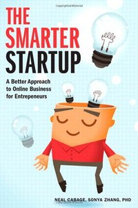The Smarter Startup: A Better Approach to Online Business for Entrepreneurs (Paperback)-cover