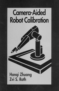 Camera-Aided Robot Calibration (Hardcover)-cover
