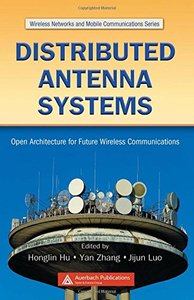 Distributed Antenna Systems: Open Architecture for Future Wireless Communications (Hardcover)-cover