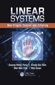 Linear Systems: Non-Fragile Control and Filtering (Hardcover)-cover