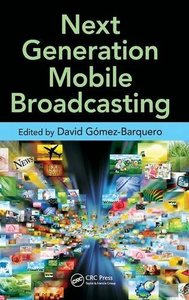 Next Generation Mobile Broadcasting (Hardcover)-cover