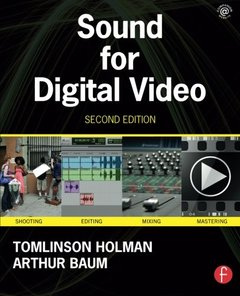 Sound for Digital Video, 2/e (Paperback)-cover