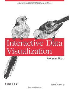 Interactive Data Visualization for the Web (Paperback)-cover
