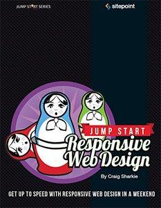 Jump Start Responsive Web Design (Paperback)-cover