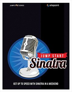 Jump Start Sinatra (Paperback)-cover