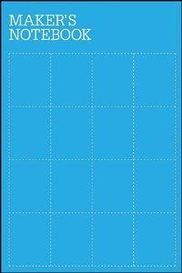 Maker's Notebook, 2/e (Hardcover)