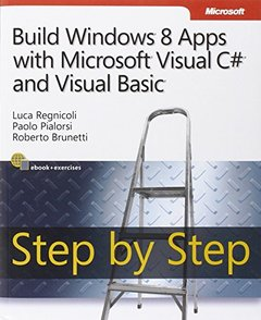 Build Windows 8 Apps with Microsoft Visual C# and Visual Basic Step by Step (Paperback)-cover