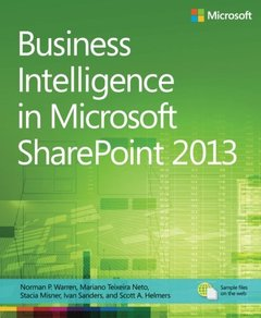 Business Intelligence in Microsoft SharePoint 2013 (Paperback)-cover