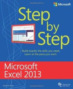 Microsoft Excel 2013 Step by Step (Paperback)