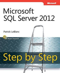 Microsoft SQL Server 2012 Step by Step (Paperback)-cover
