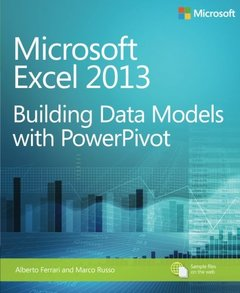 Microsoft Excel 2013 Building Data Models with PowerPivot (Paperback)-cover
