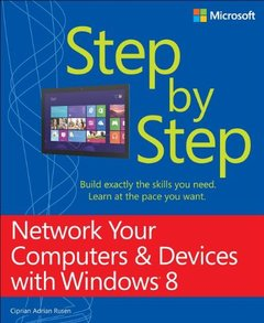 Network Your Computers & Devices with Windows 8 Step by Step [Paperback]-cover