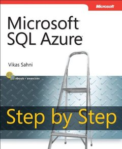 Windows Azure SQL Database Step by Step (Step By Step (Microsoft))-cover