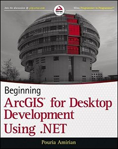 Beginning ArcGIS for Desktop Development using .NET (Paperback)-cover