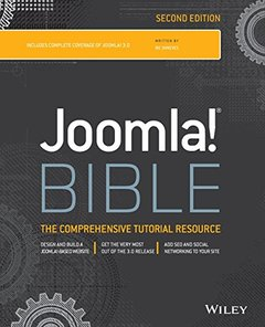 Joomla! Bible, 2/e (Paperback)-cover