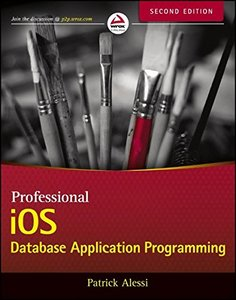 Professional iOS Database Application Programming, 2/e (Paperback)-cover