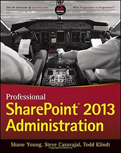 Professional SharePoint 2013 Administration (Paperback)-cover